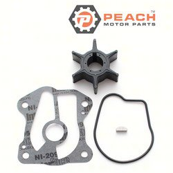 Peach Motor Parts PM-06192-ZV7-000 Water Pump Repair Kit (No Housing); Replaces Honda®: 06192-ZV7-000, 06192-ZW2-000, Sierra®: 18-3281; PM-06192-ZV7-000
