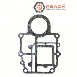Peach Motor Parts PM-11433-90L00 Gasket, Powerhead Base; Replaces Suzuki®: 11433-90L00, 11433-93900, 11433-93901, 11433-93910, 11433-93911, 11433-93912; PM-11433-90L00