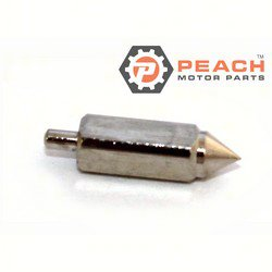 Peach Motor Parts PM-13371-98100 Needle Valve; Replaces Suzuki®: 13371-98100