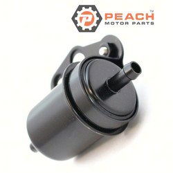 Peach Motor Parts PM-15410-87J00 Filter, Fuel High Pressure; Replaces Suzuki®: 15410-87J00
