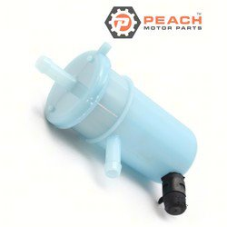 Peach Motor Parts PM-15410-87L00 Filter, Fuel; Replaces Suzuki®: 15410-87L00