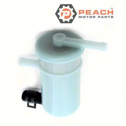 Peach Motor Parts PM-15410-96J00 Filter, Fuel; Replaces Suzuki®: 15410-96J00, Sierra®: 18-7711