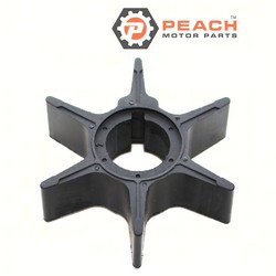 Peach Motor Parts PM-17461-94701 Impeller, Water Pump; Replaces Suzuki®: 17461-94701, 17461-94700, 17461-95200, 17461-95201, Sierra®: 18-3094, Mallory®: 9-45501, CEF®: 500361; PM-17461-94701