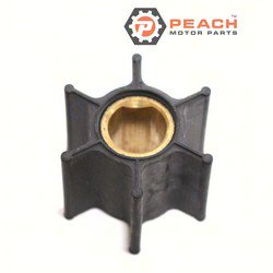Peach Motor Parts PM-19210-ZV4-013 Impeller, Water Pump; Replaces Honda®: 19210-ZV4-013, Sierra®: 18-3246, Mallory®: 9-45101; PM-19210-ZV4-013