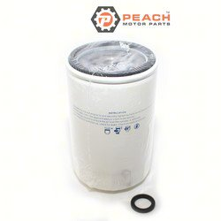 Peach Motor Parts PM-21492771 Filter, Fuel Water Separator (20 Micron); Replaces AC-Delco®: GF871, TP1067, TP1227, TP1288, TP943, Agco®: 1174423, 72501530, Air Refiner®: PF-5018, Alliance®: ABP