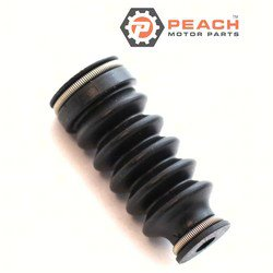 Peach Motor Parts PM-25222-93901 Boot, Shift Rod; Replaces Suzuki®: 25222-93901, 25222-93900; PM-25222-93901