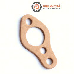 Peach Motor Parts PM-27-34897 Gasket, Circulating Water Pump; Replaces Mercury Marine® Mercuiser®: 27-34897, 27-34896, FI5000077, FI5000078, OMC®: 3852477, 909835, 0909835, Volvo Penta®: 385247; PM-27-34897
