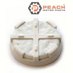 Peach Motor Parts PM-35-892665 Filter, Fuel; Replaces Mercury Marine® Mercuiser®: 35-892665