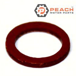 Peach Motor Parts PM-367-14195-00-00 Gasket, Carburetor; Replaces Yamaha®: 367-14195-00-00, 367-14398-00-00