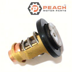 Peach Motor Parts PM-60V-12411-00-00 Thermostat 50C Degrees; Replaces Yamaha®: 60V-12411-00-00, 68V-12411-00-00, Sierra®: 18-3525