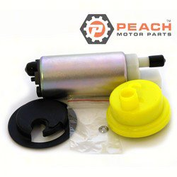 Peach Motor Parts PM-60V-13907-00-00 Fuel Pump, Electric; Replaces Yamaha®: 60V-13907-00-00, Sierra®: 18-7343