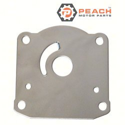 Peach Motor Parts PM-61N-44323-00-00 Outer Plate, Water Pump Cartridge; Replaces Yamaha®: 61N-44323-00, Sierra®: 18-3194