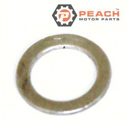 Peach Motor Parts PM-61U-14959-00-00 Gasket, Carburetor Drain; Replaces Yamaha®: 61U-14959-00-00; PM-61U-14959-00-00