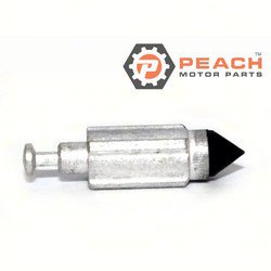 Peach Motor Parts PM-62Y-14392-00-00 Needle Valve; Replaces Yamaha®: 62Y-14392-00-00, 61N-14392-00-00, Sierra®: 18-7049
