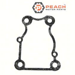 Peach Motor Parts PM-63D-44316-00-00 Gasket, Water Pump; Replaces Yamaha®: 63D-44316-00-00