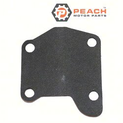 Peach Motor Parts PM-63V-14126-00-00 Gasket, Carburetor; Replaces Yamaha®: 63V-14126-00-00