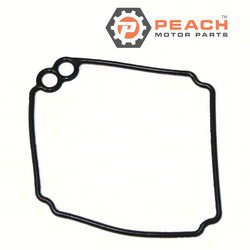 Peach Motor Parts PM-63V-14984-00-00 Gasket, Carburetor; Replaces Yamaha®: 63V-14984-00-00