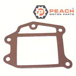 Peach Motor Parts PM-63V-41133-A1-00 Gasket, Exhaust; Replaces Yamaha®: 63V-41133-A1-00, 63V-41133-A0-00, Sierra®: 18-99006