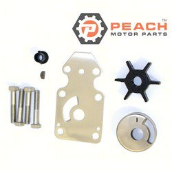 Peach Motor Parts PM-63V-W0078-01-00 Water Pump Repair Kit; Replaces Yamaha®: 63V-W0078-01-00