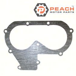 Peach Motor Parts PM-648-13645-A0-00 Gasket, Intake; Replaces Yamaha®: 648-13645-A0-00; PM-648-13645-A0-00