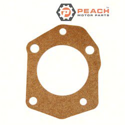 Peach Motor Parts PM-648-24434-01-00 Gasket, Fuel Pump; Replaces Yamaha®: 648-24434-01-00, 648-24434-00-00