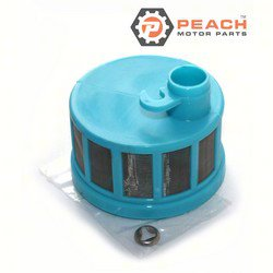 Peach Motor Parts PM-65L-13915-00-00 Fuel Filter; Replaces Yamaha®: 65L-13915-00-00, Mercury Marine®: 808504T1, 808504T 1