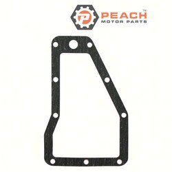 Peach Motor Parts PM-663-41114-A0-00 Gasket, Exhaust; Replaces Yamaha®: 663-41114-A0-00, 663-41114-00-00, Sierra®: 18-0247