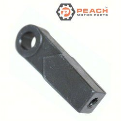 Peach Motor Parts PM-663-48344-00-00 Cable End, Remote Control; Replaces Yamaha®: 663-48344-00-00, 6FM-48344-00-00