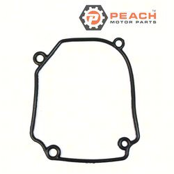 Peach Motor Parts PM-676-14984-00-00 Gasket, Carburetor; Replaces Yamaha®: 676-14984-00-00