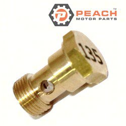 Peach Motor Parts PM-677-14343-68-00 Jet, Main; Replaces Yamaha®: 677-14343-68-00