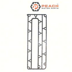 Peach Motor Parts PM-688-41112-A0-00 Gasket, Exhaust; Replaces Yamaha®: 688-41112-A0-00, 688-41112-01-00