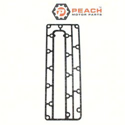 Peach Motor Parts PM-688-41114-A0-00 Gasket, Exhaust; Replaces Yamaha®: 688-41114-A0-00, 688-41114-00-00