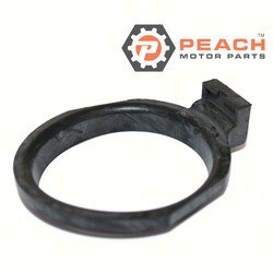 Peach Motor Parts PM-688-45123-00-00 Gasket, Exhaust; Replaces Yamaha®: 688-45123-00-00