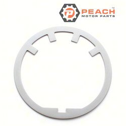 Peach Motor Parts PM-688-45383-02-00 Washer, Claw Lower Unit Gearcase Bearing Carrier; Replaces Yamaha®: 688-45383-02-00, 688-45383-01-00, 688-45383-00-00; PM-688-45383-02-00