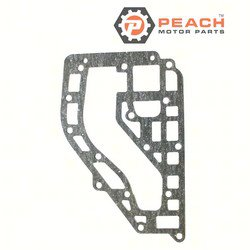 Peach Motor Parts PM-689-41112-A0-00 Gasket, Exhaust; Replaces Yamaha®: 689-41112-A0-00