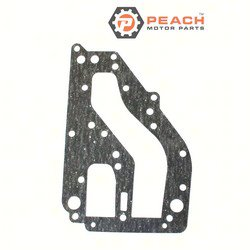 Peach Motor Parts PM-689-41114-A0-00 Gasket, Exhaust; Replaces Yamaha®: 689-41114-A0-00, 689-41114-00-00; PM-689-41114-A0-00