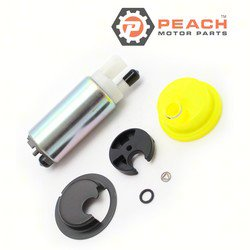 Peach Motor Parts PM-68F-13907-01-00 Fuel Pump, Electric; Replaces Yamaha®: 68F-13907-01-00, 68F-13907-00-00, Sierra: 18-7342