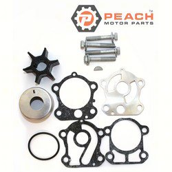 Peach Motor Parts PM-692-W0078-02-00 Water Pump Repair Kit; Replaces Yamaha®: 692-W0078-02-00