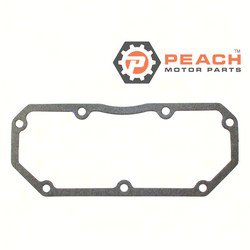 Peach Motor Parts PM-6E5-11381-A2-00 Gasket, Exhaust; Replaces Yamaha®: 6E5-11381-A2-00, 6E5-11381-A1-00, 6E5-11381-01-00, 6E5-11381-00-00; PM-6E5-11381-A2-00