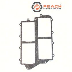 Peach Motor Parts PM-6E5-13645-A1-00 Gasket, Intake; Replaces Yamaha®: 6E5-13645-A1-00