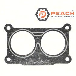 Peach Motor Parts PM-6E5-14198-A2-00 Gasket, Intake; Replaces Yamaha®: 6E5-14198-A2-00, 6E5-14198-A1-00, 6E5-14198-00-00