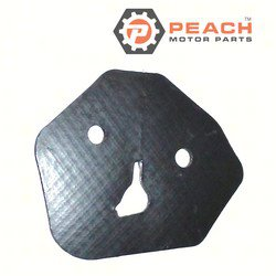 Peach Motor Parts PM-6E7-14227-00-00 Gasket, Carburetor; Replaces Yamaha®: 6E7-14227-00-00, Sierra®: 18-99144; PM-6E7-14227-00-00