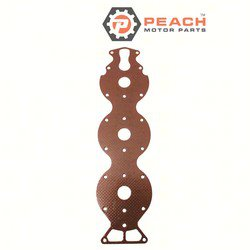 Peach Motor Parts PM-6G5-11193-A0-00 Gasket, Cylinder Head; Replaces Yamaha®: 6G5-11193-A2-00, 6G5-11193-A1-00, 6G5-11193-A0-00, 6G5-11193-00-00, 6G5-11193-01-00
