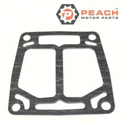 Peach Motor Parts PM-6G5-41134-A1-00 Gasket, Exhaust; Replaces Yamaha®: 6G5-41134-A1-00, 6G5-41134-A0-00, 6G5-41134-00-00, 6G5-41131-A0-00, Sierra®: 18-99039