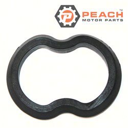 Peach Motor Parts PM-6H3-45123-00-00 Gasket, Exhaust; Replaces Yamaha®: 6H3-45123-00-00, Sierra®: 18-99047