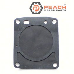 Peach Motor Parts PM-6J8-24471-00-00 Diaphragm, Fuel Pump; Replaces Yamaha®: 6J8-24471-00-00, Sierra®: 18-7841; PM-6J8-24471-00-00