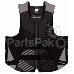 Stearns 2000007197; Mens V1 Hydroprene S Gray, Black Life Vest
