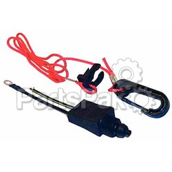 Sierra 11-MP28870; Switch, Ignition Inter W/Lanyard-