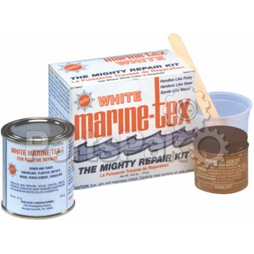 Marine Tex RM306K; 1 Lb. White Marine Tex Kit
