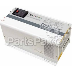 Pro Mariner 02412; 2500 Watt Charger Inverter Ms